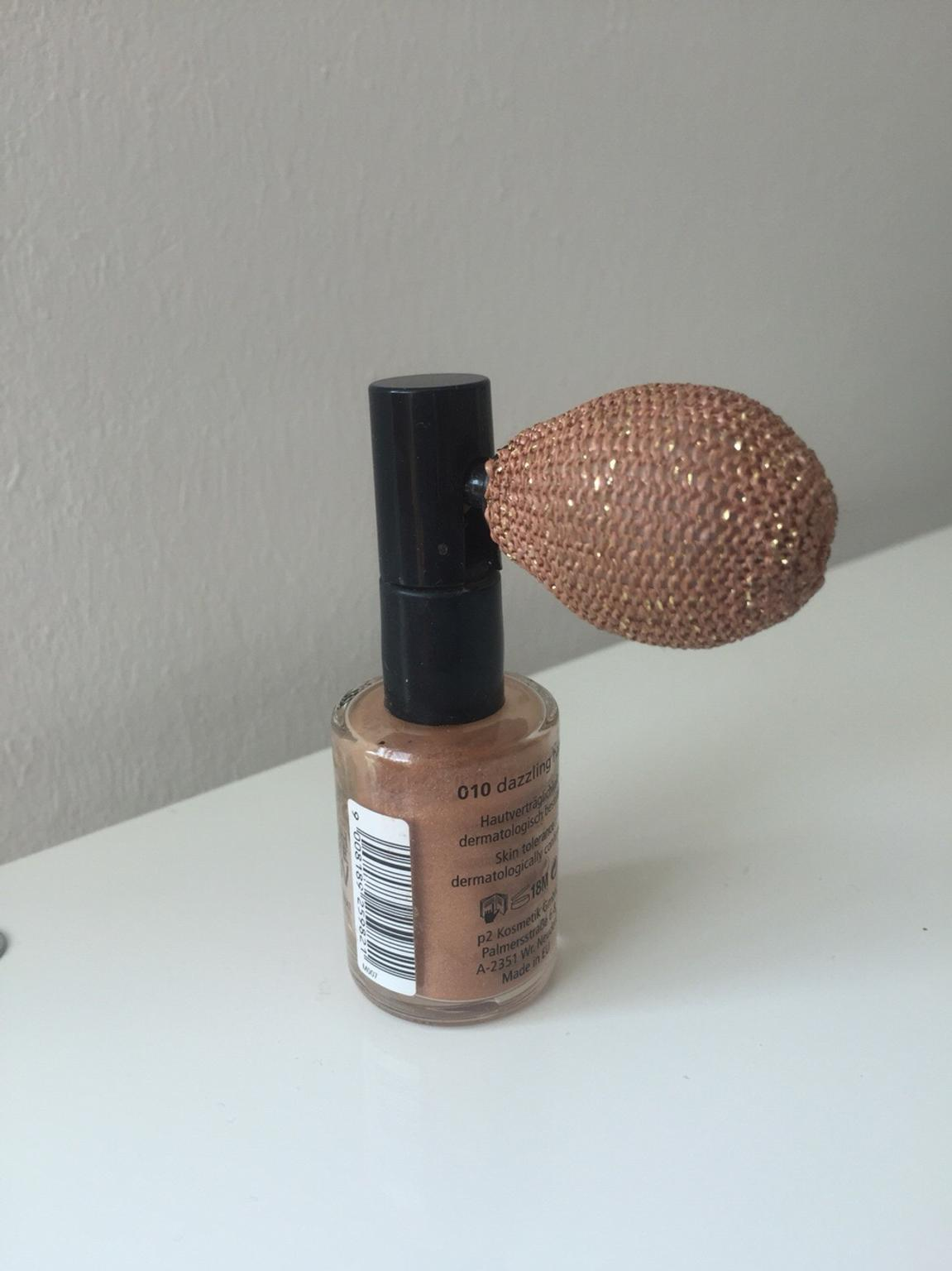 P2 Golden Powder Dust in 52078 Aachen for €1.20 for sale