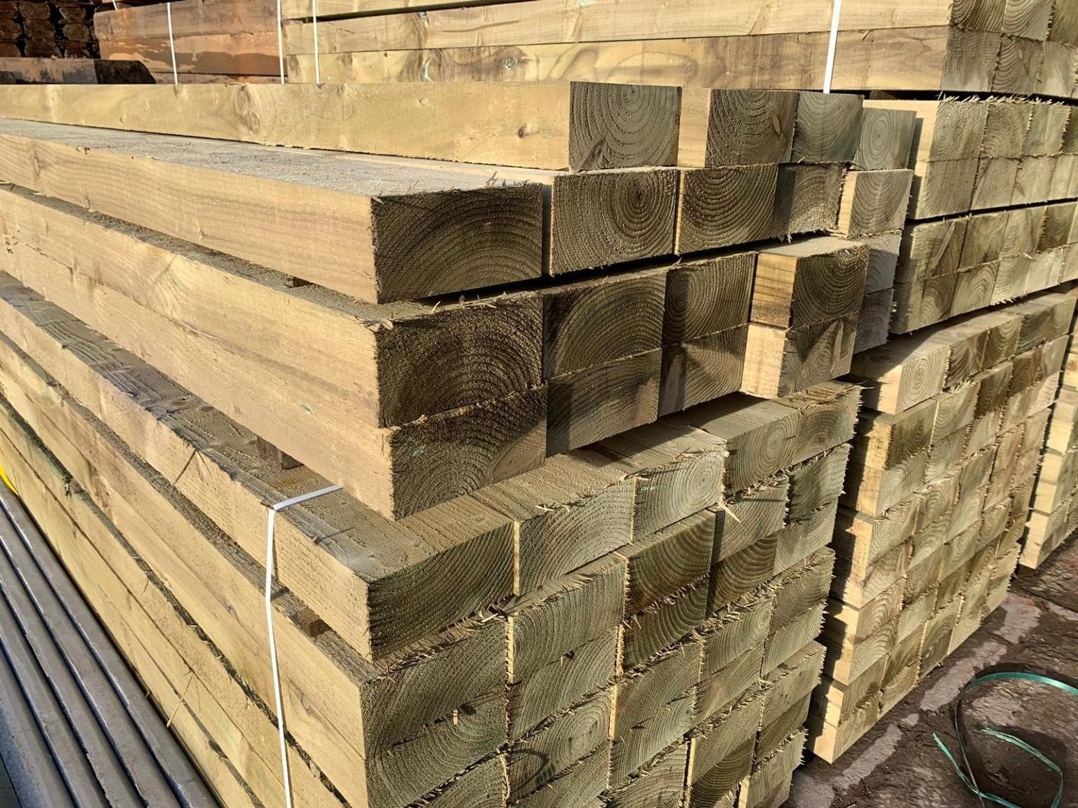 Garden Railway Sleepers in M20 Radcliffe for £20.20 for sale   Shpock