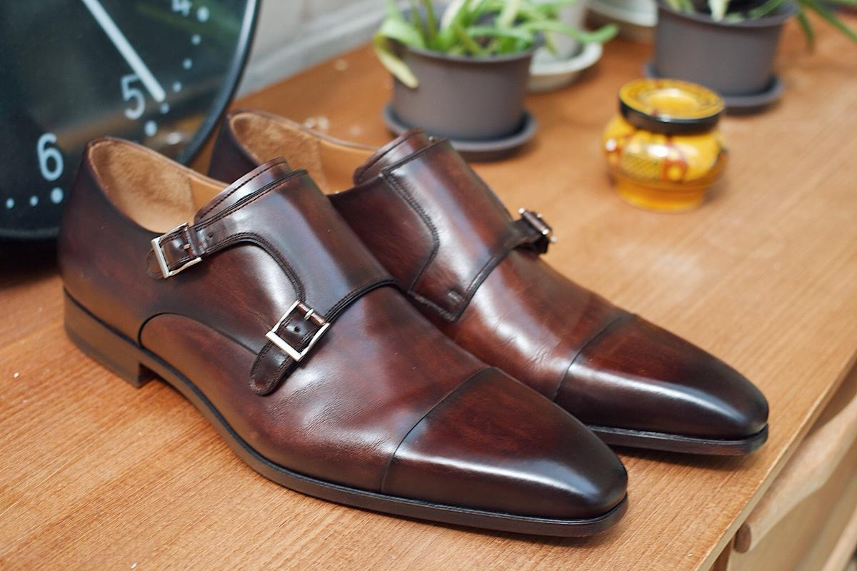 Hand made Spanish Magnanni shoes never used in E20 London für £ 20 ...