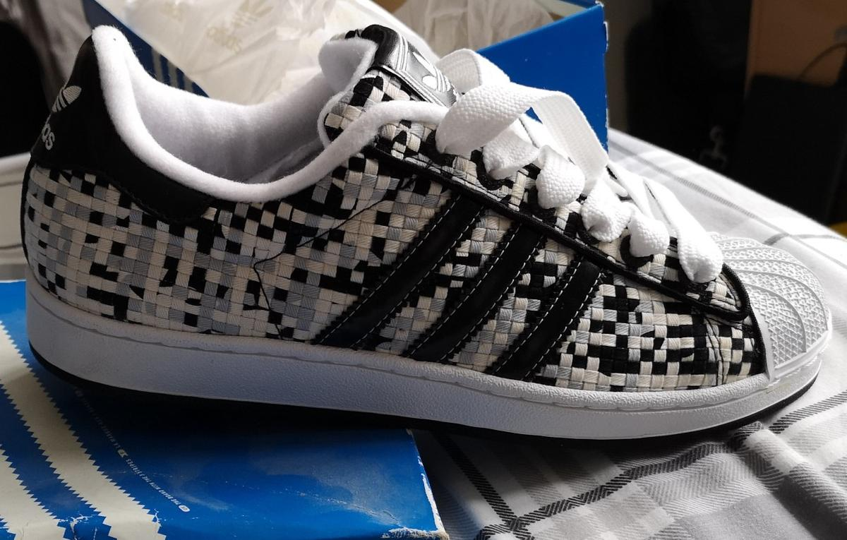 Rare Adidas Superstar Woven - UK 10.5 - New in BS34 Filton for ...