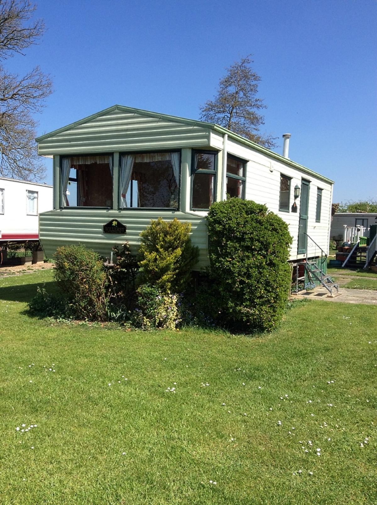 Willerby Static Caravan For Sale Oxfordshire in Vale of White ...