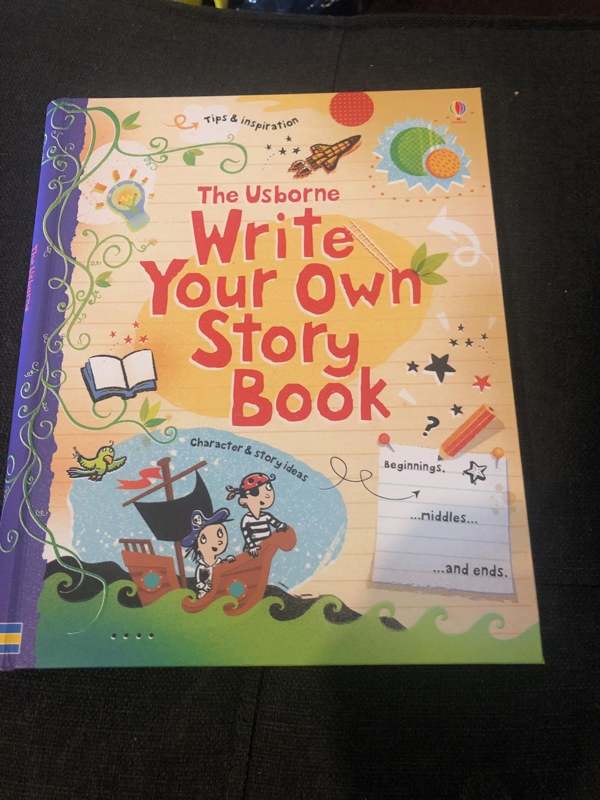 The Usborne- Write Your Own Story Book in London Borough of Bexley