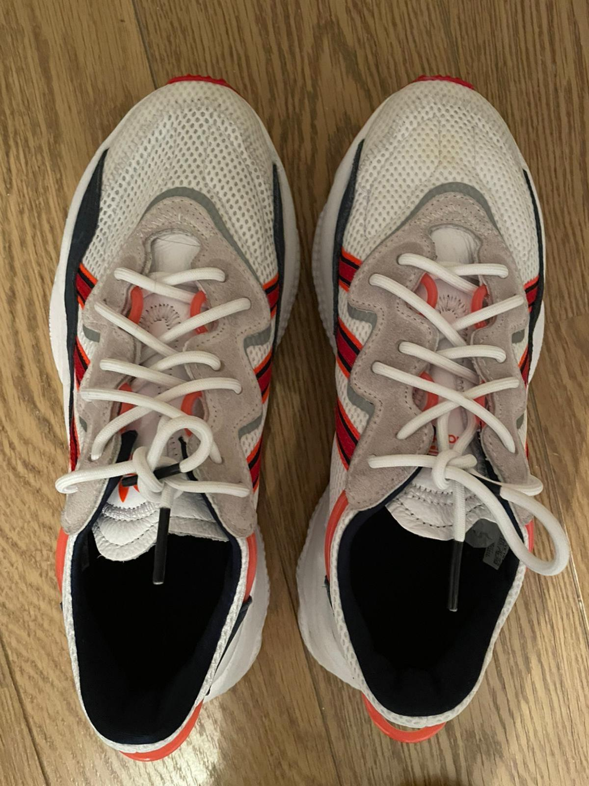 Adidas ozweego men's trainers Great condition, worn twice Uk size 9 RRP £90
