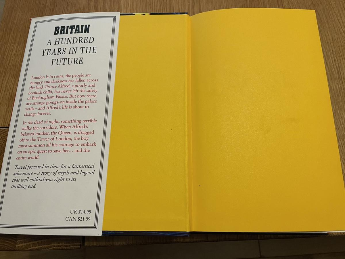 David Walliams - The Beast of Buckingham Palace  A1 condition like new!  Rrp £14.99  Collection/delivery