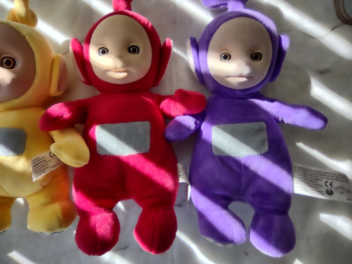 Teletubbies Talking Plush Soft Toys. Full set provided. All in excellent working condition. Collection only