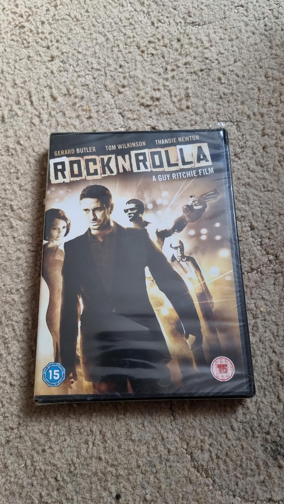 rocknrolla dvd dvds in good condition used any discs that are 20p each are also mix and match at 10 for £1.50 please look at my other items for sale as have a wide variety of dvds and games for sale sorry but I do not accept PayPal or shpock wallet as payment and unfortunately I do not post due to working hours collection only